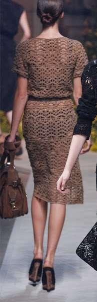 Платье от Стюарта Веверса