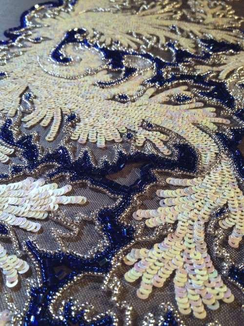 О люневильской вышивке