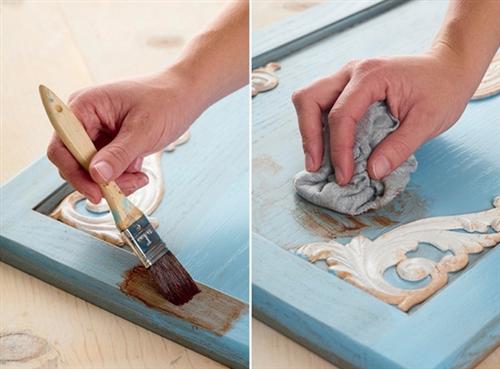5 идей для волшебного преображения старого кухонного гарнитура фото 6