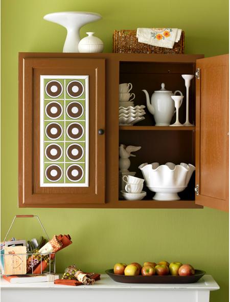 5 идей для волшебного преображения старого кухонного гарнитура фото 3