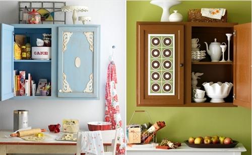 5 идей для волшебного преображения старого кухонного гарнитура фото 1