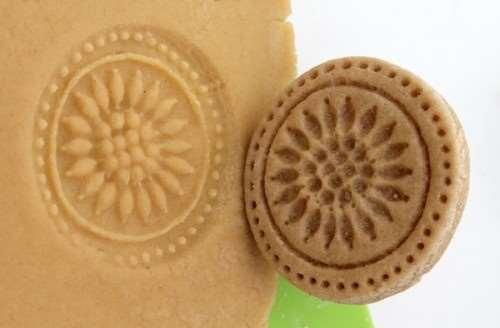 Штампики для печенья своими руками