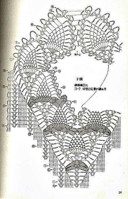 Оригинальные идеи оформления V-образной горловины