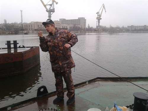 "№034. Рыбалка перед запретом ""Тарань понтонная"""