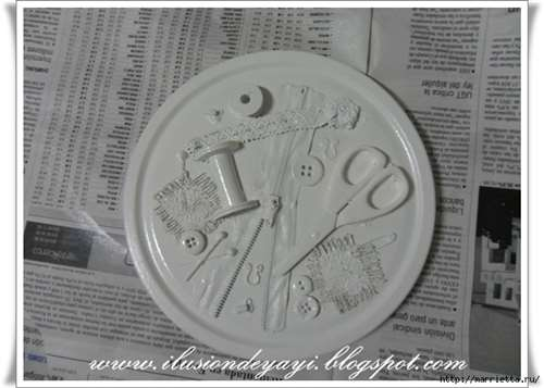 Швейный стимпанк) Декор шкатулки швейными принадлежностями. Мастер-класс (9) (656x468, 216Kb)