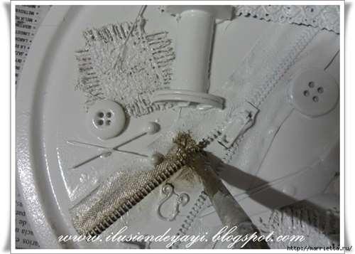 Швейный стимпанк) Декор шкатулки швейными принадлежностями. Мастер-класс (10) (656x468, 217Kb)